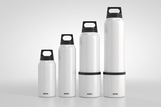 Le nuove bottiglie termiche per l'inverno Sigg Thermo