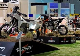 Tacita, la moto elettrica rispettosa dei sentieri
