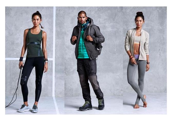 H&M si è messa a fare sport