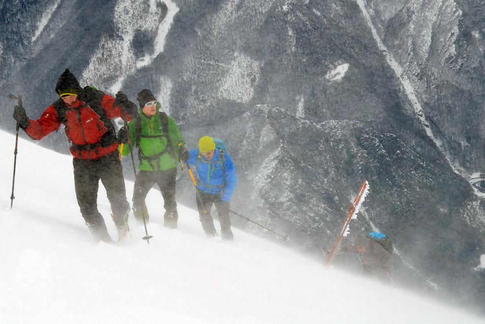 Ascesa al Grignone – e la prova delle giacche Marmot e Arc'teryx [blog]