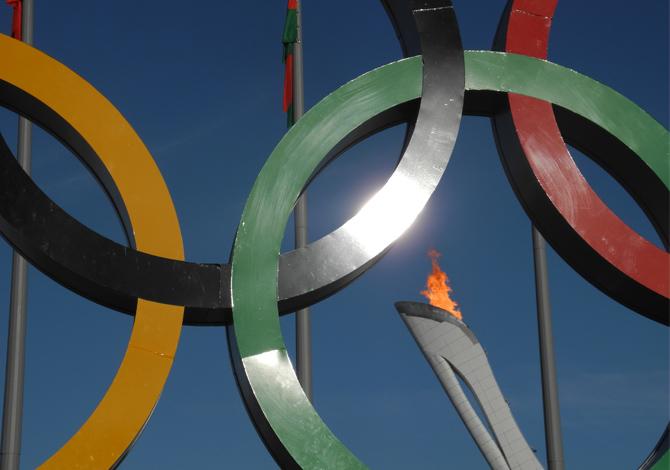 Le Olimpiadi dietro le quinte