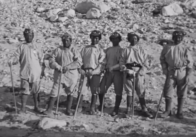 The Epic of Everest al Trento Film Festival