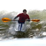 Kayak Canoa Moneglia