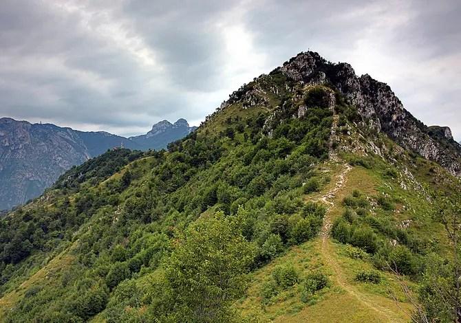 3 cime per principianti a un'ora da Milano