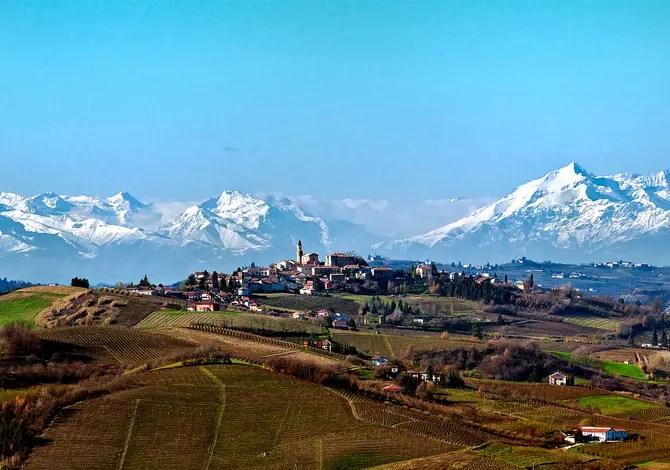 Langhe Roero Monferrato trekking del Vino