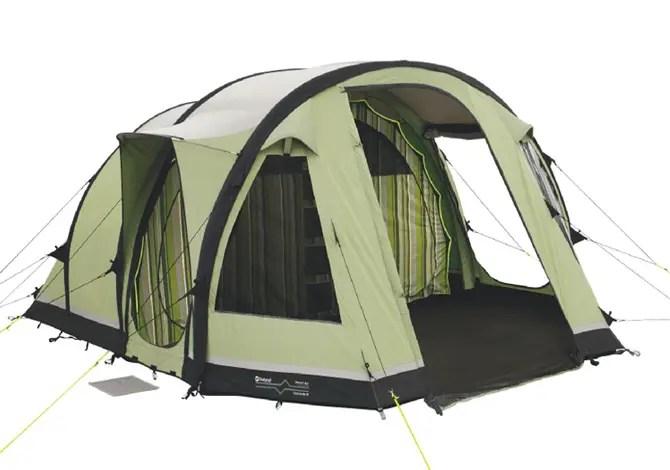 Tende gonfiabili: c'è aria di campeggio