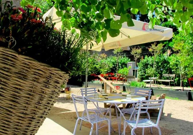 Roma: 10 ristoranti per mangiare all'aperto