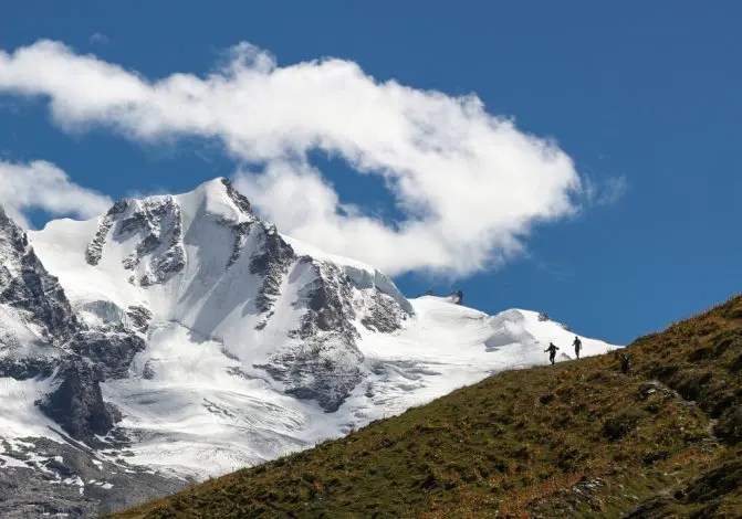 Trekking in Val d'Aosta: dove vedere il Tor des Géants