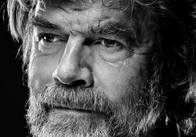 Reinhold Messner, 70 anni raccontati nei suoi libri