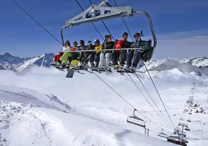 Dove andare a sciare nel weekend di Halloween