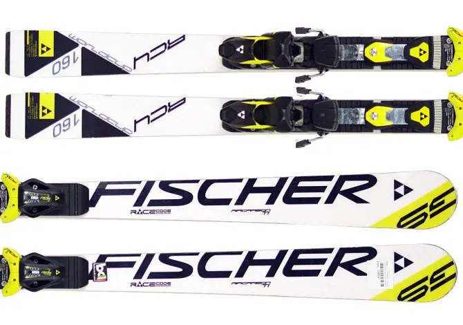 Fischer RC4 race Booster