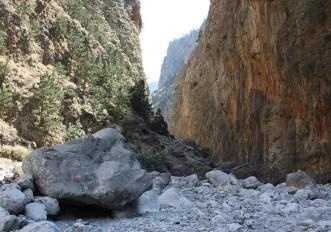 Gole Samaria Creta