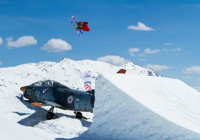 5 snowpark imperdibili in Italia