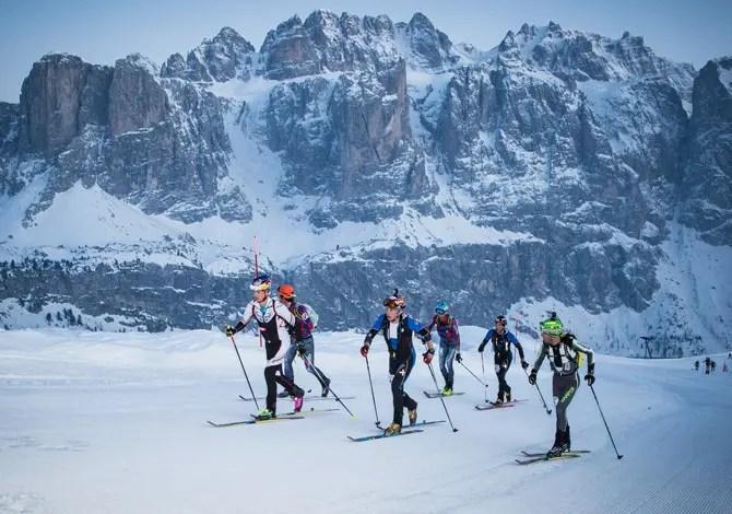Il racconto della Sellaronda Skimarathon