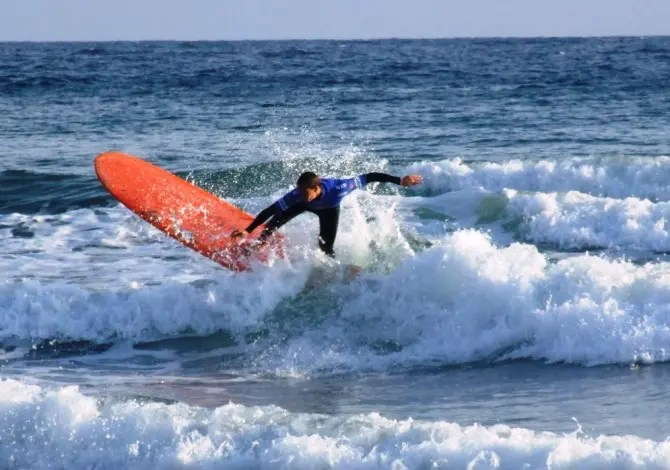 Gli spot migliori per fare surf in Italia