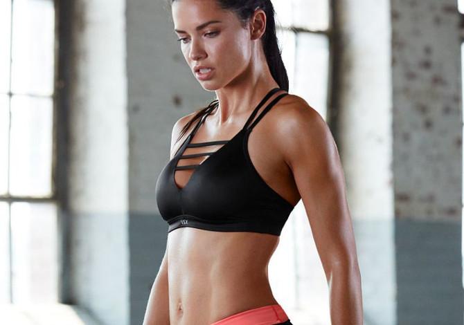 Reggiseno sport evitare irritazioni