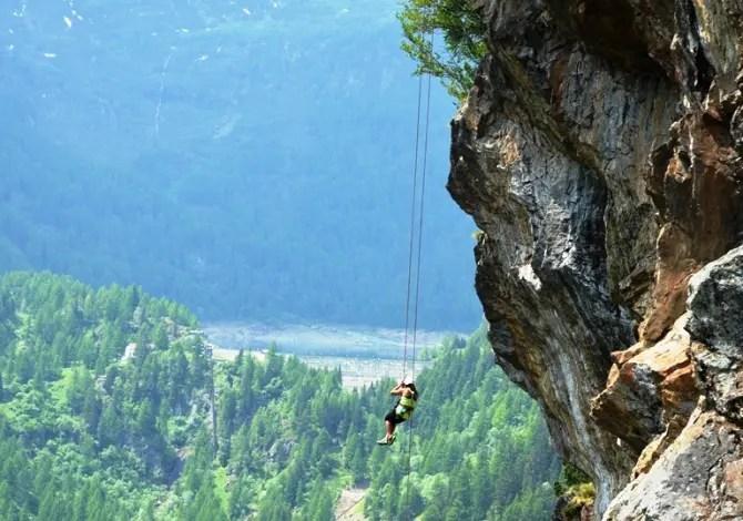 Sport e avventura per tutti in Trentino