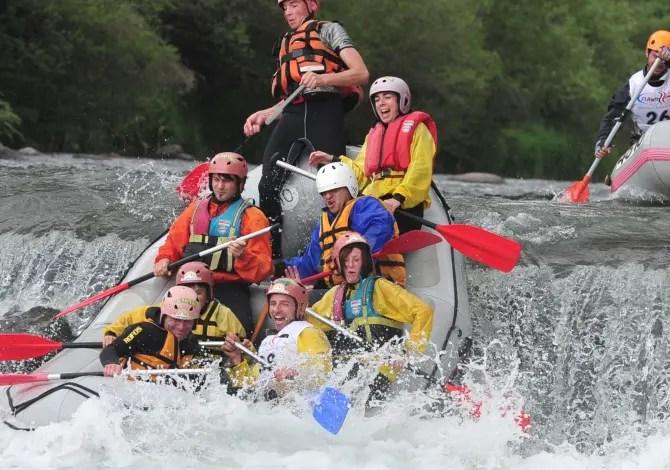 Campionati Italiani Rafting Avisio