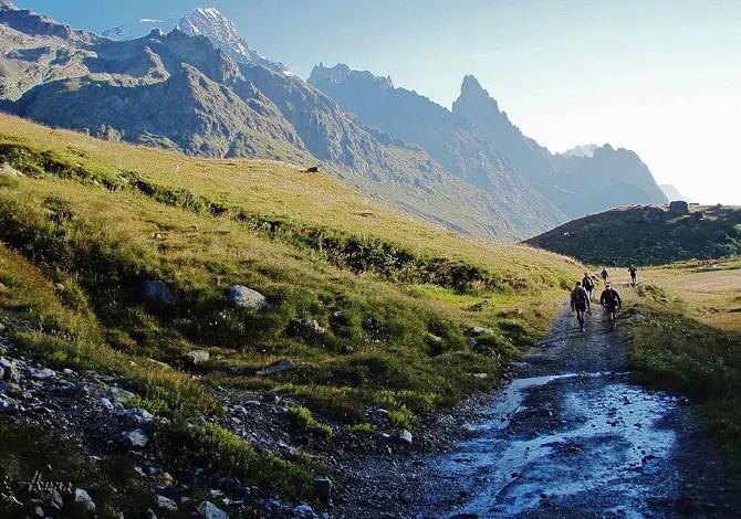 UTMB Ultra Trail Mont Blanc
