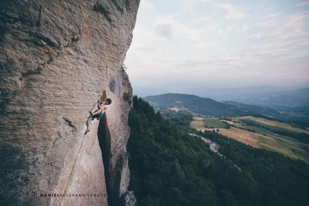 Adventure Outdoor Fest, i consigli di Giovanni Danieli per fotografare in parete
