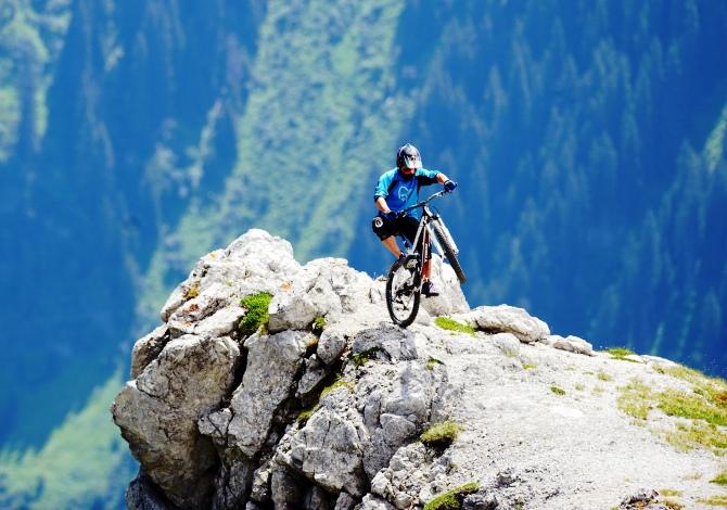 Le prime cinque tappe della Alpine Bike