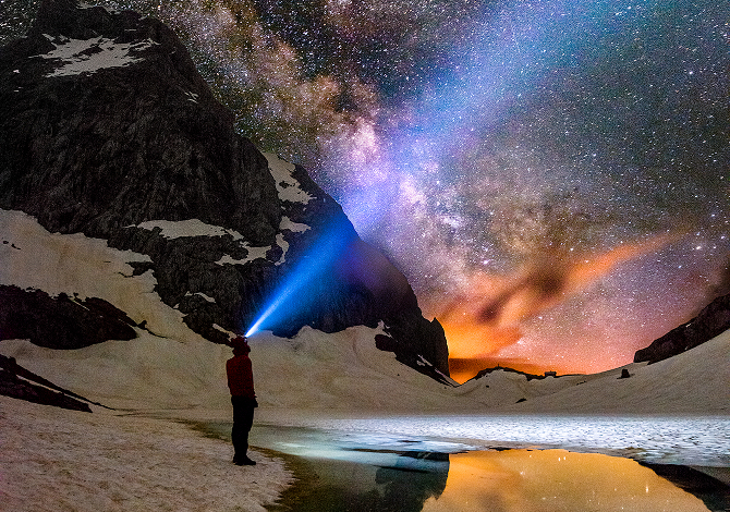 Dai paesaggi di montagna all'Africa Extreme: le bellissime foto di Lorenzo Franco Santin
