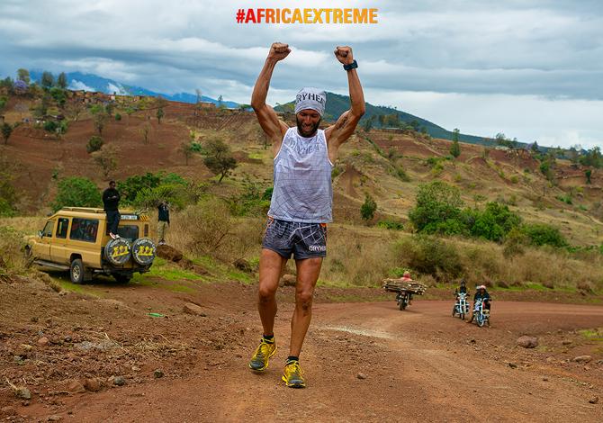 Africa Extreme 2015: Danilo Callegari, che la forza sia con te!