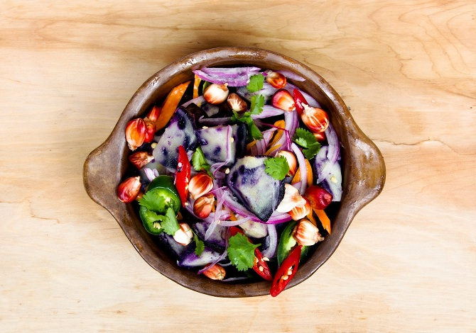 7 salutari sostanze fitochimiche che si trovano nella verdura