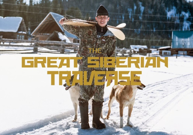 The Great Siberian Traverse: lungo la Transiberiana con gli sci