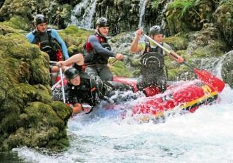 Miglior Fiume Rafting Italia