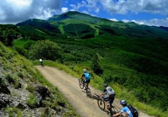 Nuovi percorsi MTB Monteccreto Monte Cimone