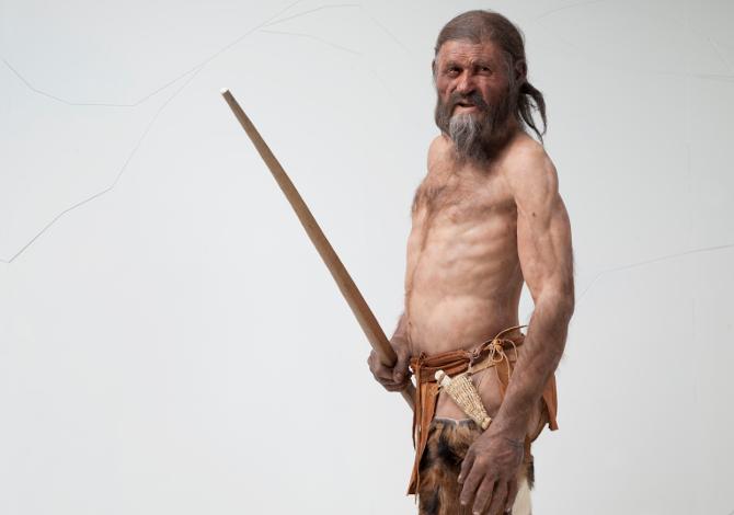 Otzi Mummia Val Senale Iceman