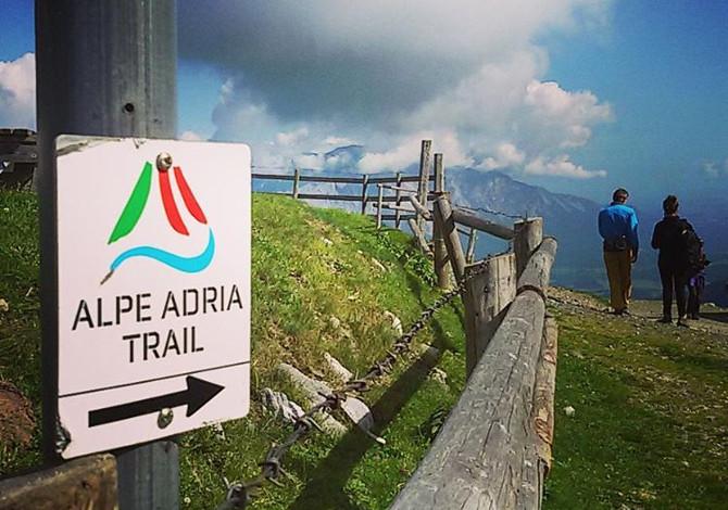 Panorami piu belli Alpe Adria Trail