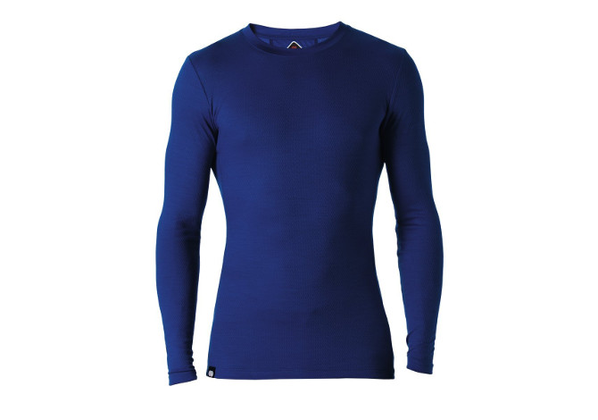 Reda Rewoolution base layer lana merino