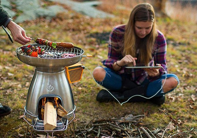 Barbecue BaseCamp