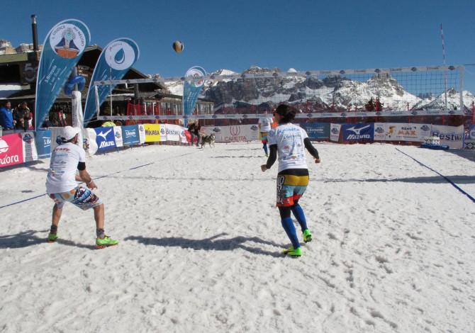 Snow Volley Prato Nevoso 2017