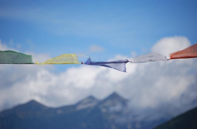 Come fanno i Tibetani a sopravvivere su montagne così alte?