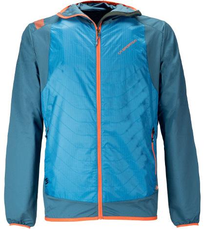 La sportiva-task-hybrid-jacket-blue