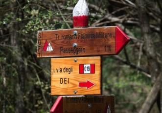 Trekking sull'Appennino: la Via degli Dei tra Bologna e Firenze