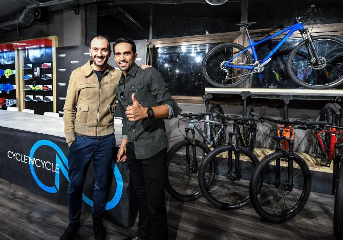 Alberto Contador Ivan Basso passione ciclismo