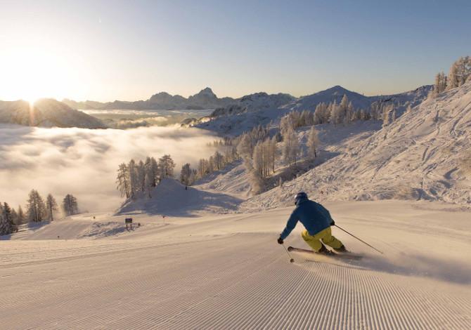 Sciare in Carinzia