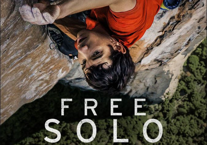 Come vedere Free Solo di Alex Honnold in streaming online