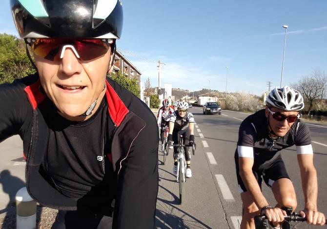Road to IronMan Copenhagen
