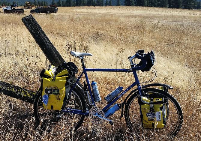 bici da viaggio