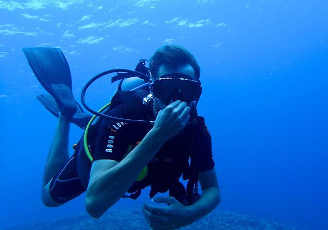 Immersioni subacquee consigli per iniziare