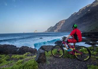 Canarie in bicicletta