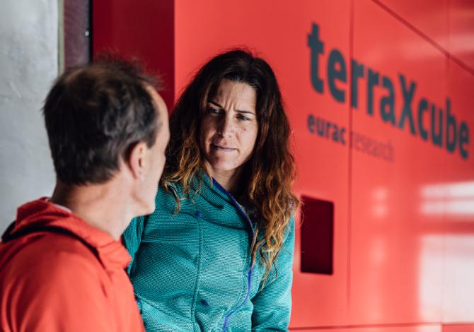 Simone Moro e Tamara Lunger: la prossima invernale sarà la traversata dei Gasherbrum I e II