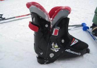 Come lavare gli scarponi da sci