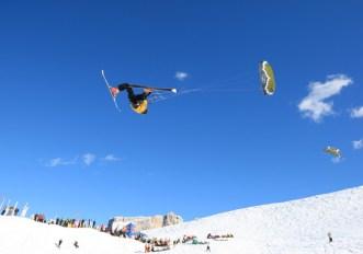 Cotina Snowkite Contest