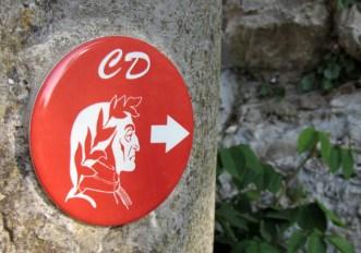 Cammino di Dante trekking tra Firenze e Ravenna